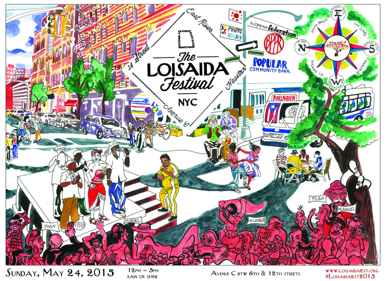 Celebrating LGBTQ Latinas in Loisaida